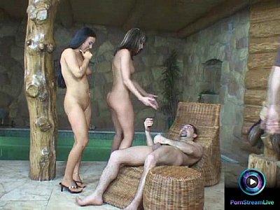 Leslie and Valentina Velazquez awesome threesome sneak peek