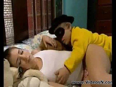 Sabrina Jade and Midget