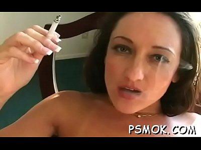Smoking, Fetish, rough_sex, licking, pussy, fucking, european, hardcore, Wet