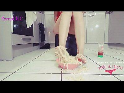 Food, Amateur, france, Feet, foot-fetish
