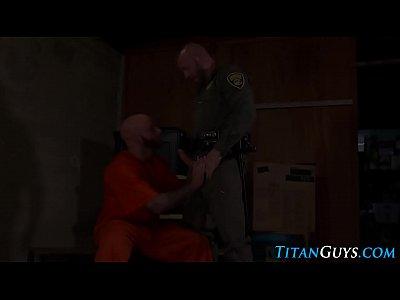 Prisoner ripped bear fuck