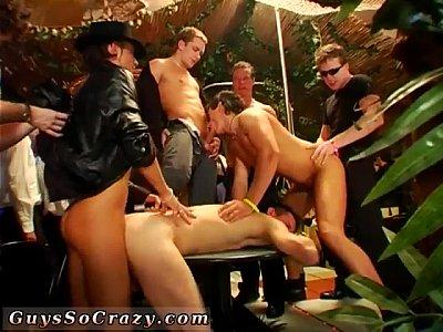 Gay, Twink, Orgy