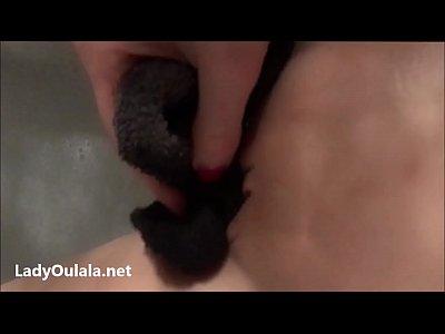 Amateur, fingering, Homemade, Masturbation, French, Bath, france, Gay