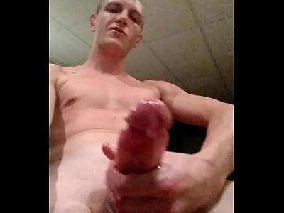 #cumshot_cock_amateur_masturbation_solo_monster cock_soloboy