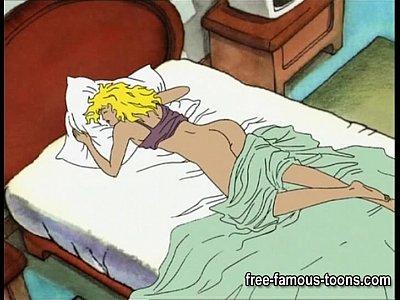 College lesbian girls cartoon hentai sex