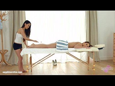 Sensual asian seduction by Sapphic Erotica - lesbian love porn with PussyKat - J