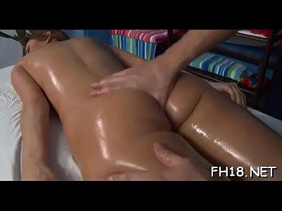 Massage orgasm episode