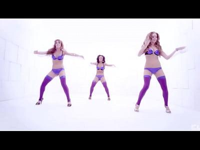 Boom boom boom music video