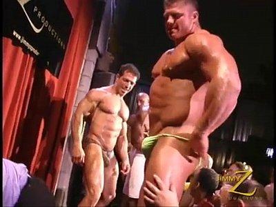 strip, Gay, muscle