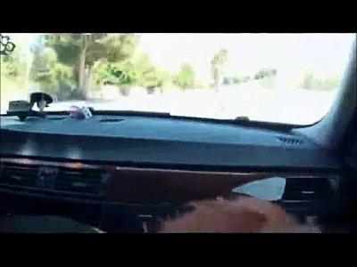 rossa college babe scopata in auto