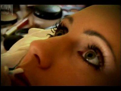 Patricia Monteiro Making of Playboy