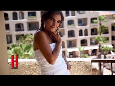 Tabata Jalil, la reportera más sexy en H de agosto