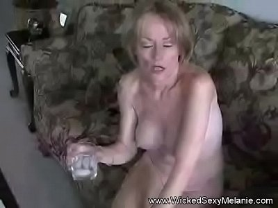 Amateur Housewife Is A Real Slut