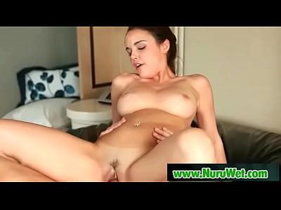 Nuru Massage Sex And Hardcore Pussy Fucking 08