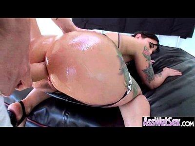Hot Girl (dollie darko) With Big Curvy Ass Love Anal Sex video-09