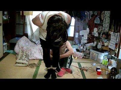 Jyosouko Fujiko's BDSM rope and candle