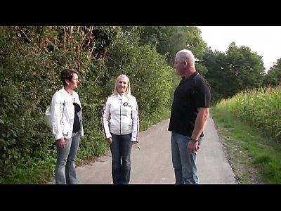 Gina Casting - Tina und Jürgen