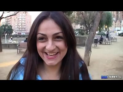 Sandra Milka la tetona española - Busty Spanish Big Tits