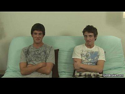 Two sexy gay dudes suck stiff rod gay boys