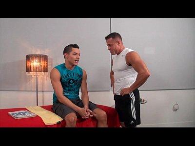 Gay Room Poking Around