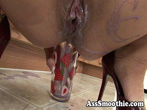 Ass Smoothie- Nancy Vee Pregnant pb