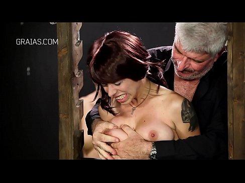 Rough breast handling
