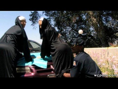 free teen nuns sex orgy