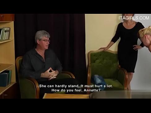hot daughter first ass fuck