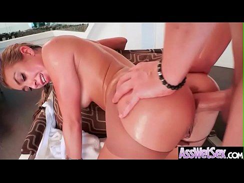 Huge Ass Sexy Girl (Kat Dior) Love Deep Hard Anal Intercorse video-15