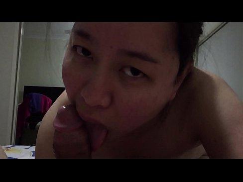 Asian MILF - POV Cock Play
