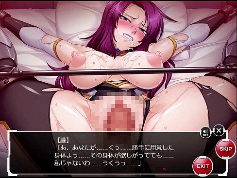 【仮面の対魔忍】甲河 朧 Scene 2