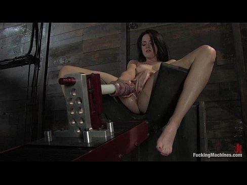 Sidnee Jennings fucking machine