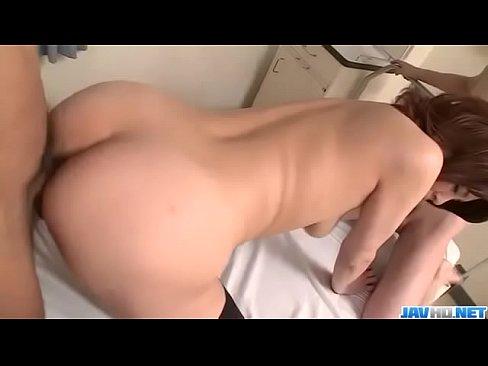 Amazing sex scenes at work with nurse, Erika Nishino - More at Javhd.net