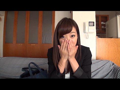 【素人ハメ撮り動画】素人OLと主観エッチ