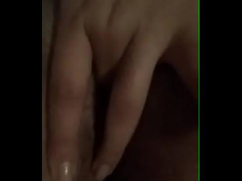 Metiéndome los dedos