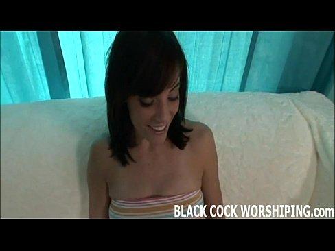 Big black cocks make me cum so fucking hard