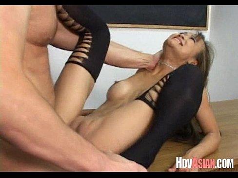 Horny Asian Babe 306