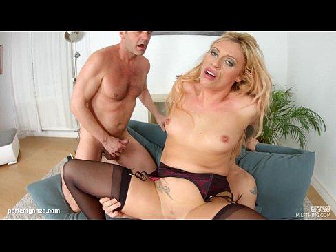 Milf Thing presents Brittany Bardot in hot MILF mature porn scene