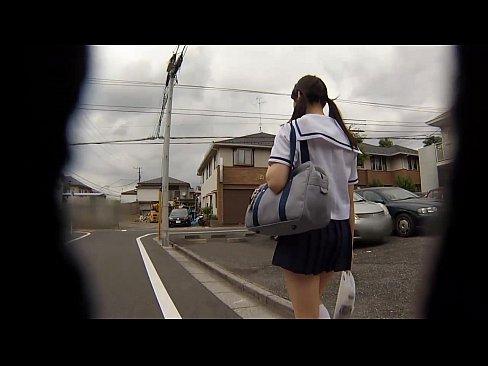 【JKロリ】ひとりで帰宅する女子生徒をさらって陵辱レイプする鬼畜な男...