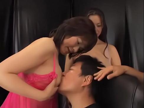 Asian Breastfeeding Harem