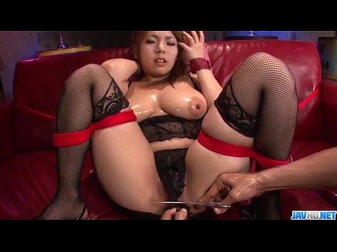 Rough porn session with big tits milf Natsumi Mitsu