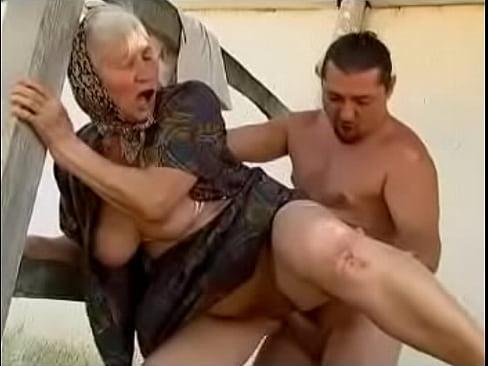 Бабку выебали порно фильмы