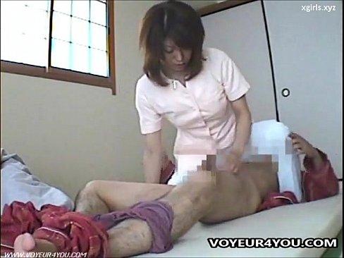 Visitor Japanese Nurse Fucking