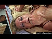 RealMomExposed - Chelsea Zinn'_s Throat Gets Fucked By Her Master