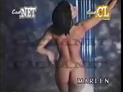 marlen olivari - chilean showoman
