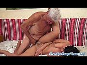 Classy eurobabe bangs oldman
