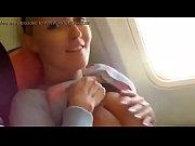 Azafata se masturba en un avion - Dejo su Fb y Whatsapp en http://j.gs/AbXZ