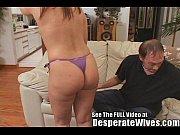 desperate wife jazz swallowing sperm