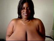 Ginormous Black BBW Tits