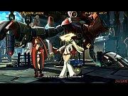 Guilty Gear Xrd Rev2 - Jam Topless Mod! Arcade Episode (JavGame)